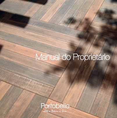 Manual do Proprietário Portobello