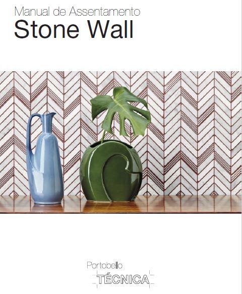 Manual de Assentamento Linha Stone Wall